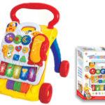 Преимущества детских музыкальных игрушек