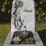 Как выбрать памятник для ребенка?